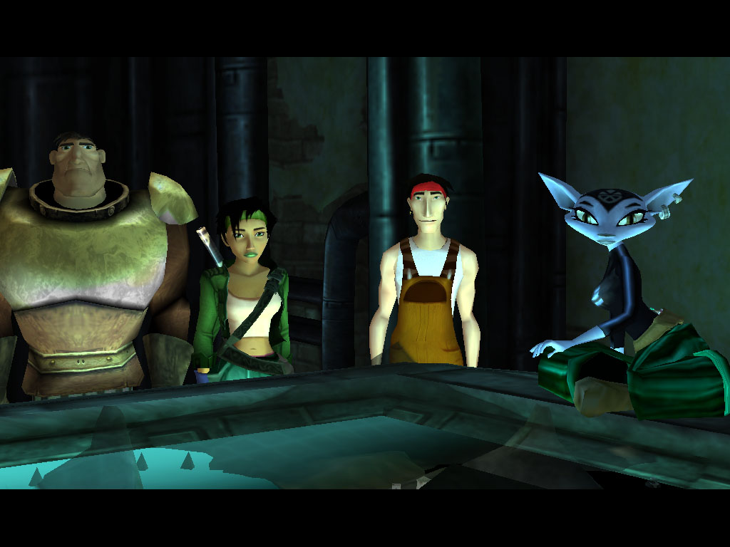 Xbox360 Beyond Good  Evil Hd 1