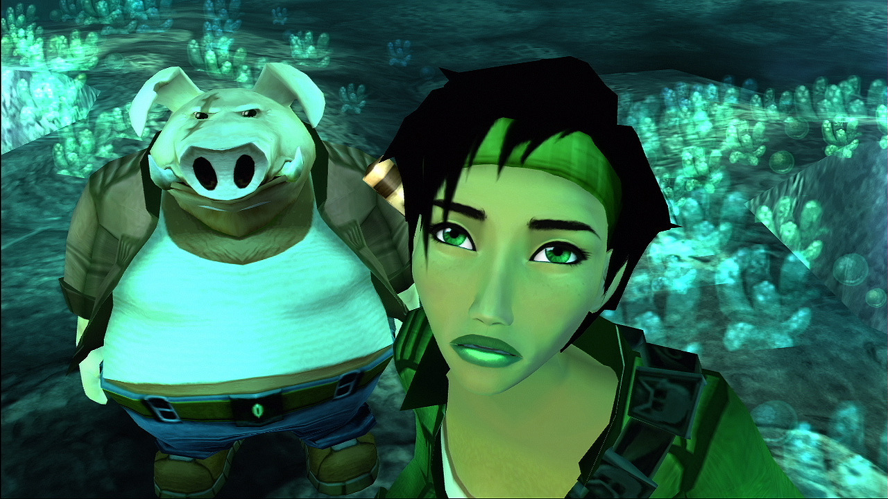 Xbox360 Beyond Good  Evil Hd 2